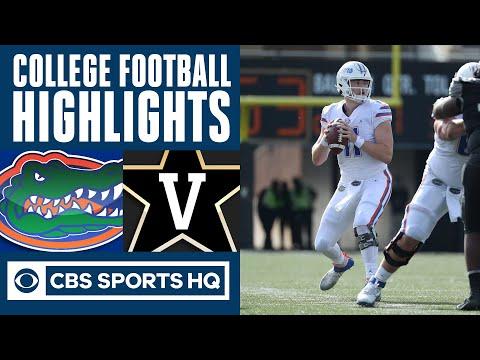 #6 Florida vs Vanderbilt Highlights: Gators get