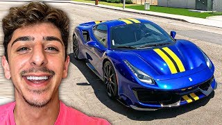 SURPRISING FaZe Rug!! *HE WAS SO HAPPY*