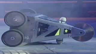 Pussycat - Series 3 All Fights - Robot Wars - 1999