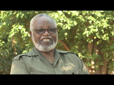Faces of Africa: Dr. Sam Nujoma