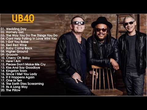 Very Best Of UB40 | UB40  Greatest Hits || Best Songs Of UB40