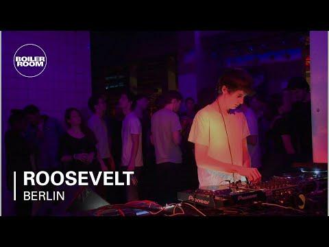 Roosevelt Boiler Room Berlin DJ Set