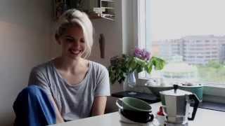 Hemma hos Flora Wiström