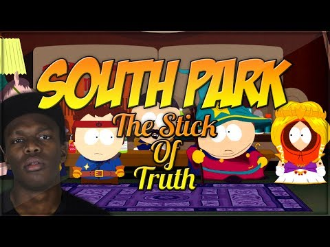 KSIOlajidebt Plays | South Park, The Stick Of Truth