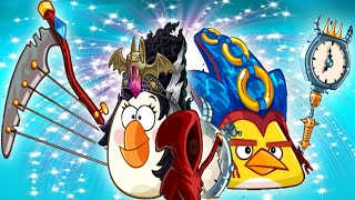 Angry Birds Epic: New Class Witch New Class ILLusionist Comb