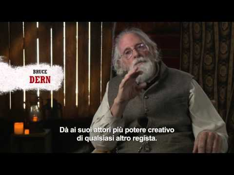 "THE HATEFUL EIGHT - Featurette ""Il generale Confederato"""