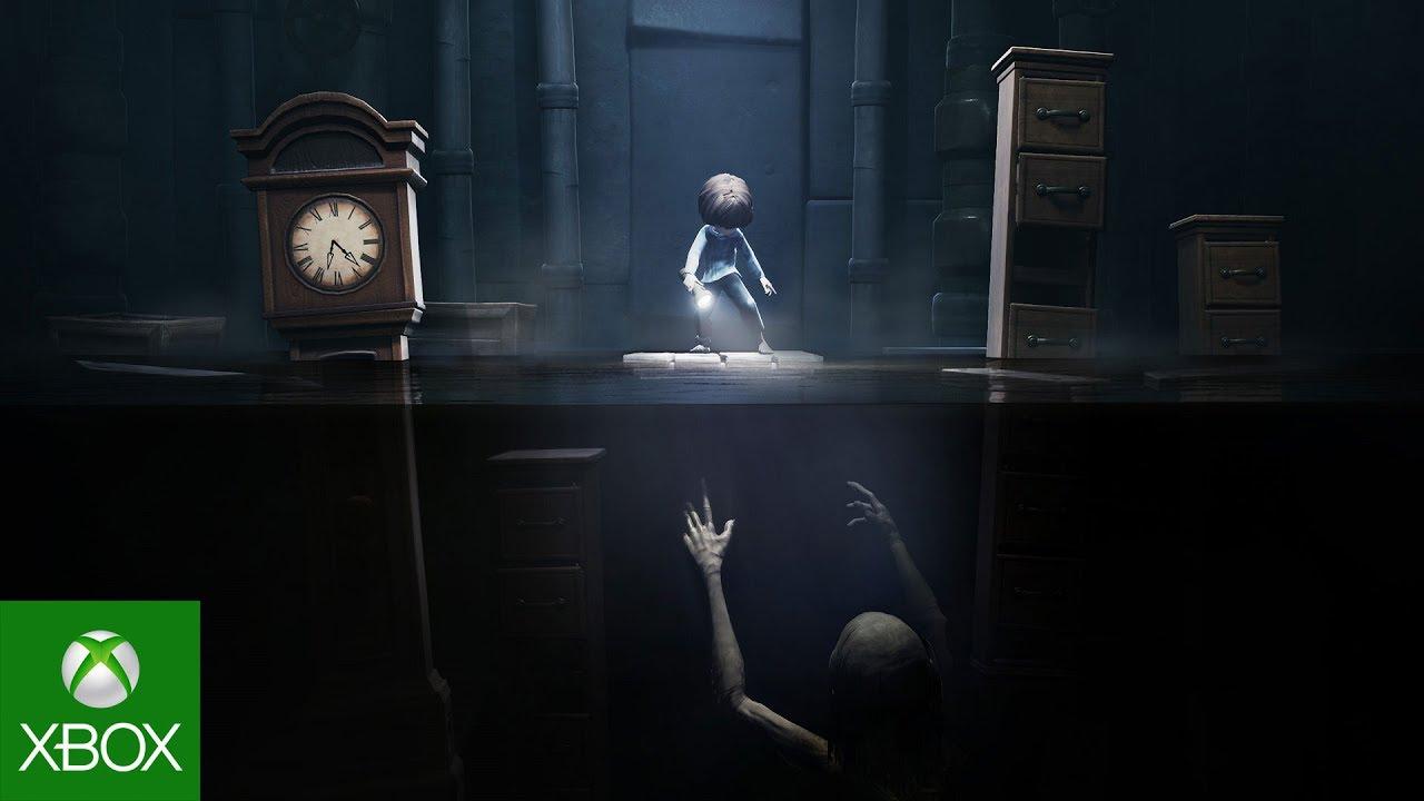 Escape Your Little Nightmares In This Dark Adventure Game