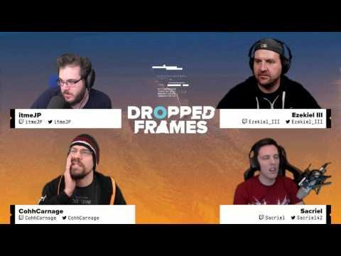 Dropped Frames - Week 104 - Destiny 2, News (Part 2)
