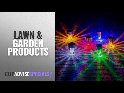 10 Best Selling GIGALUMI Lawn & Garden Products [2018 ]: GIGALUMI Solar Lights Outdoor Garden Led
