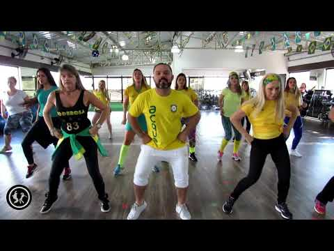We Are One (Ole Ola) [The Official 2014 FIFA World Cup Song] (Olodum Mix) David Lisboa (COREOGRAFIA)