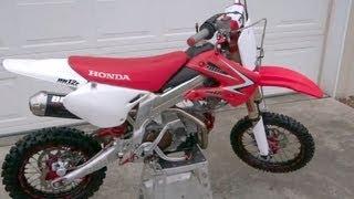 sick bbr mm12p modified production bike pitbike mini