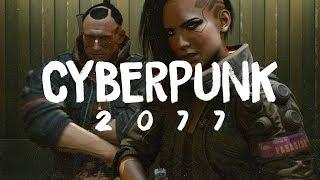 Cyberpunk 2077 wygląda świetnie