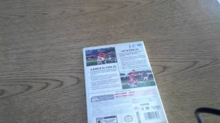 FIFA SOCCER 10 Unbuxing (Wii).