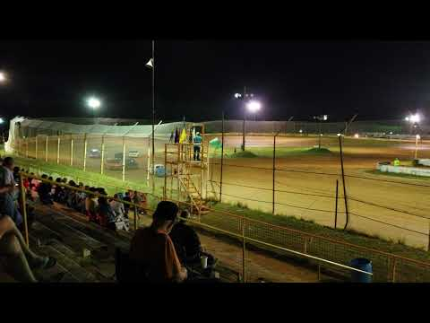 Eco stock A MAIN @ 105 Speedway 10-6-18
