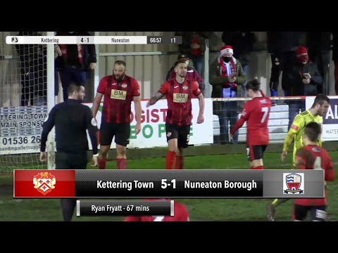 Kettering Nuneaton Goals And Highlights