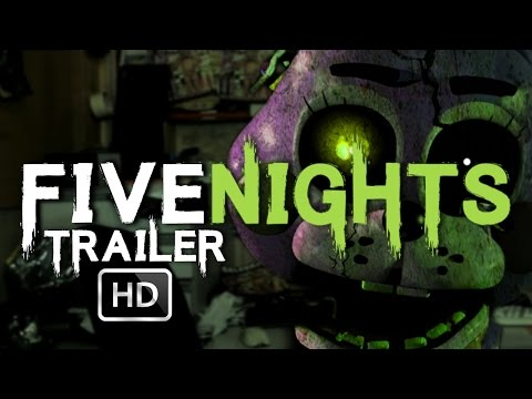 FIVE NIGHTS Movie Trailer