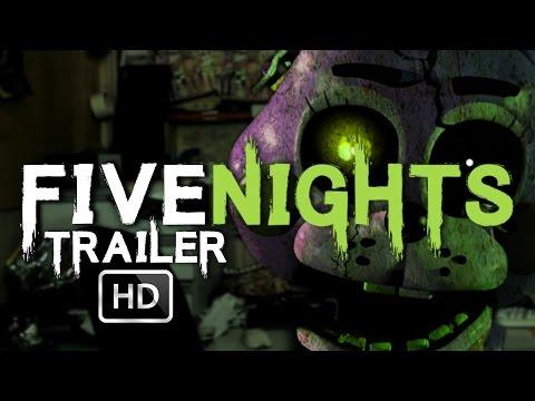 FIVE NIGHTS Movie Trailer