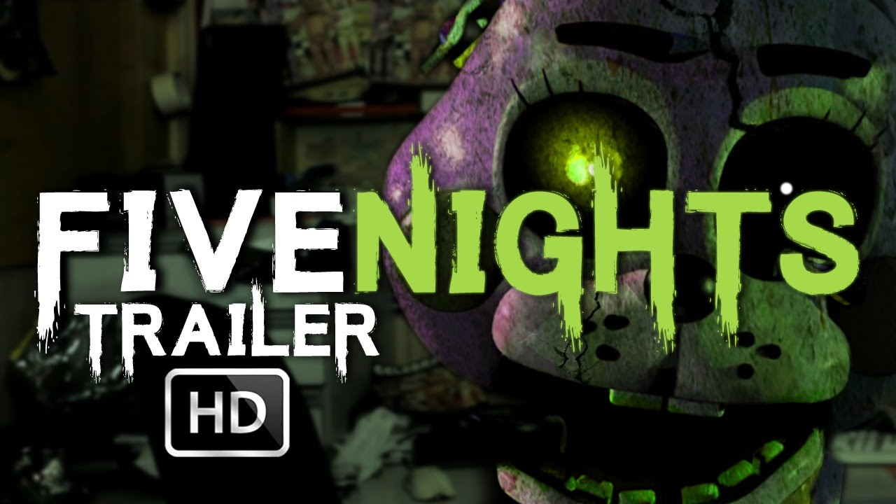 five nights movie trailer youtube