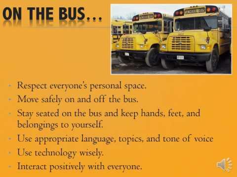 Commack Middle School Behavioral Expectations Presentation