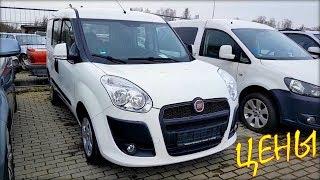 цена авто из Литвы, компактвэны и каблуки, декабрь 2019