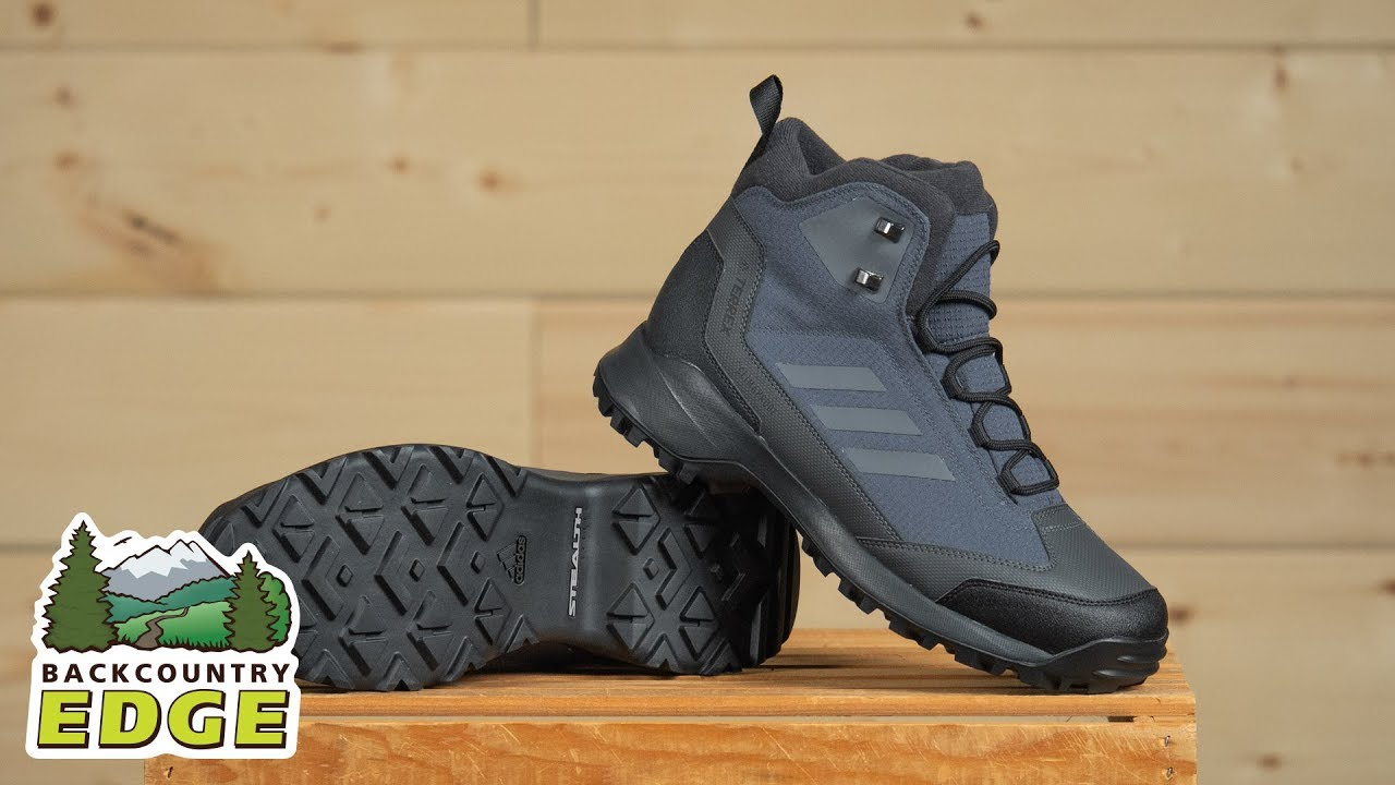 Terrex Heron Mid CW CP Insulated Boot
