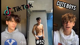 cute tik tok boys i found on tiktok compilation | part 52