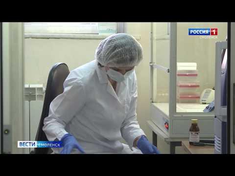Сафоново и Ельня. Смоленские медики обновили карту распространения коронавируса