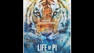 Жизнь Пи 2012 трейлер HD