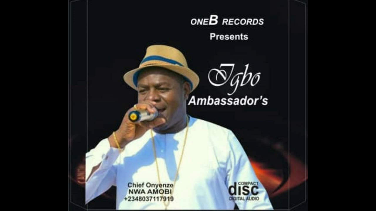 Download IGBO AMBASSADORS CLUB IN UK - Onyenze (OFFICIAL AUDIO)