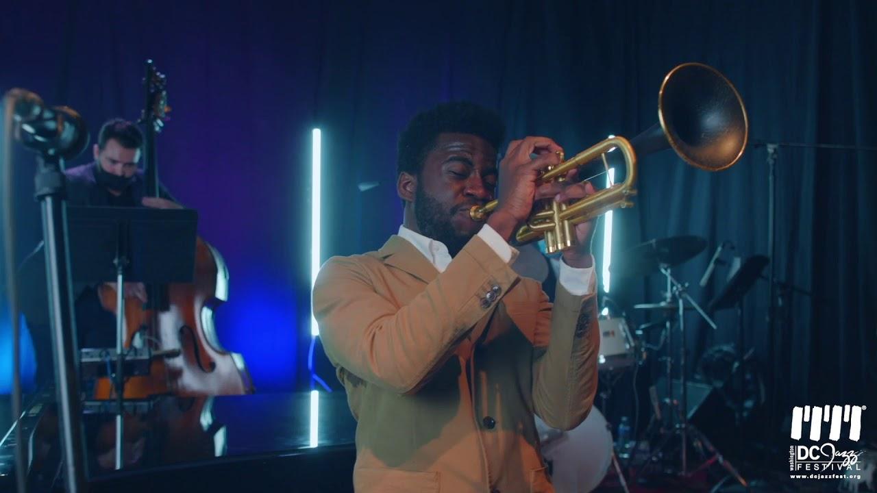 Giveton Gelin Quartet - 2020 DC JazzFest