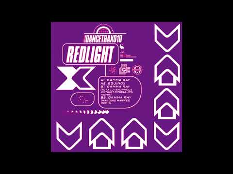 Redlight - Gamma Ray (Totally Enormous Extinct Dinosaurs Remix)  - UTTU Dance Trax Vol.10