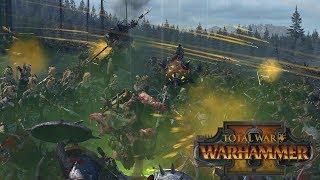 Orion vs Skrolk // Total War: Warhammer II Online Battle #76