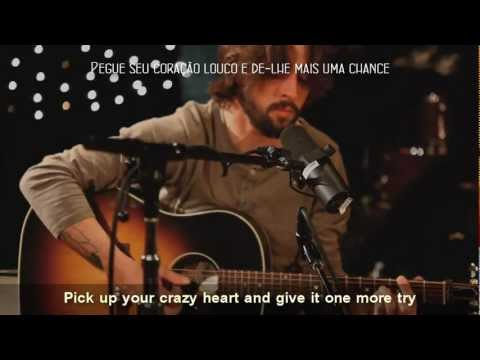 Ryan Bingham - The Weary Kind (Lyrics Pt-Br, EN)