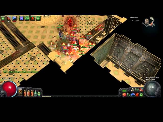 Path of Exile 2.2 ascendancy IZI Izaro labyrinth merc poe SRS