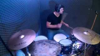 Ed Sheeran Bloodstream Drum Cover