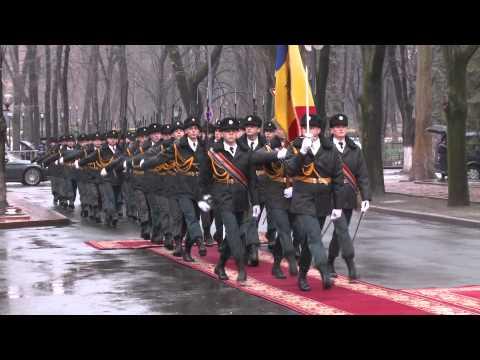2015 02 24 Vizita președintelui României, Klaus Iohannis, în Republica Moldova