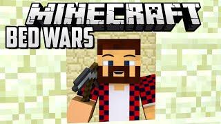 ПРОРЫВАЕМ ТУННЕЛЬ - Minecraft Bed Wars (Mini-Game)