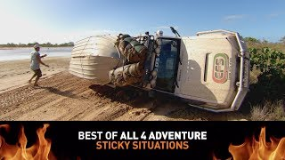 Best of All 4 Adventure: Sticky Situations ► All 4 Adventure TV