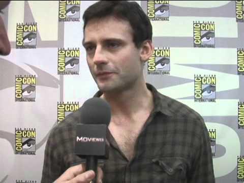 Smallville - Comic-Con 2009 Exclusive: Callum Blue on Season 9
