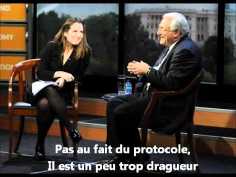 [PARODIE] Dominique nique nique version DSK - Strauss Kahn