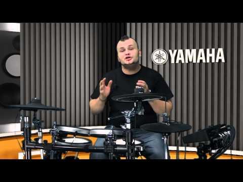 Yamaha DTX 700