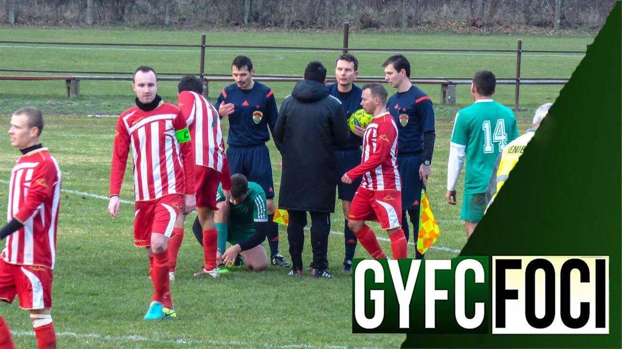 Gyomaendrődi FC - Csabacsűdi GYLSE 2-0 | 2017.12.02.