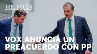 26m | VOX anuncia un preacuerdo con el PP para entrar en el GOBIERNO de MADRID