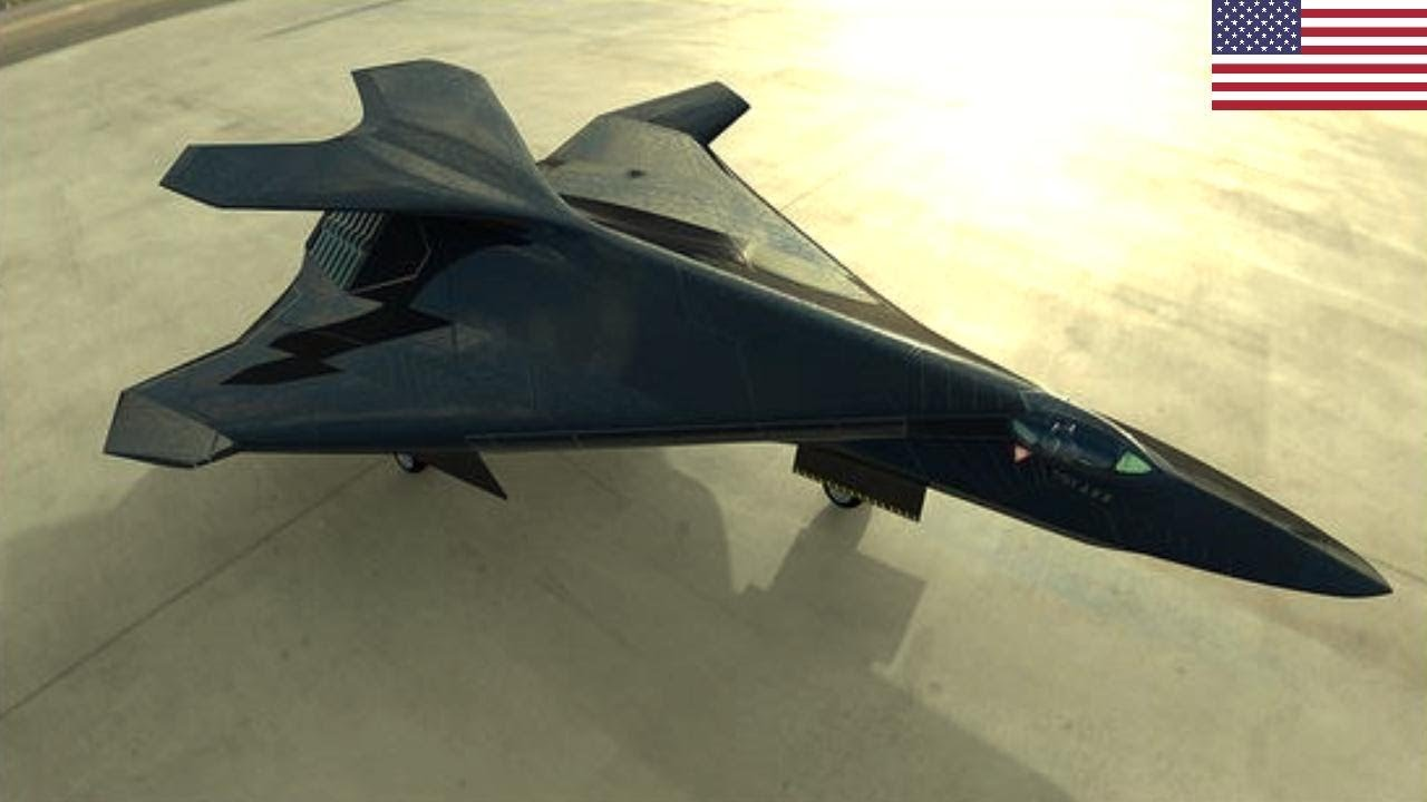 America is developing a pair of two new high tech fighter aircraft
