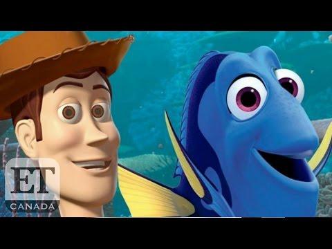 Woody Pixar