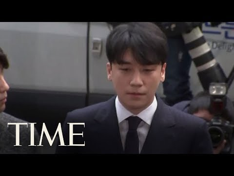 2 Korean Pop Stars Embroiled In Sex Scandals Questioned By Police | TIME Mp3