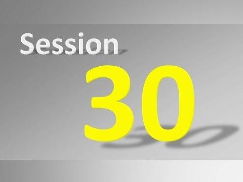 Session 30/35 (ASP.net, CSS, Web Forms, SQL Server)