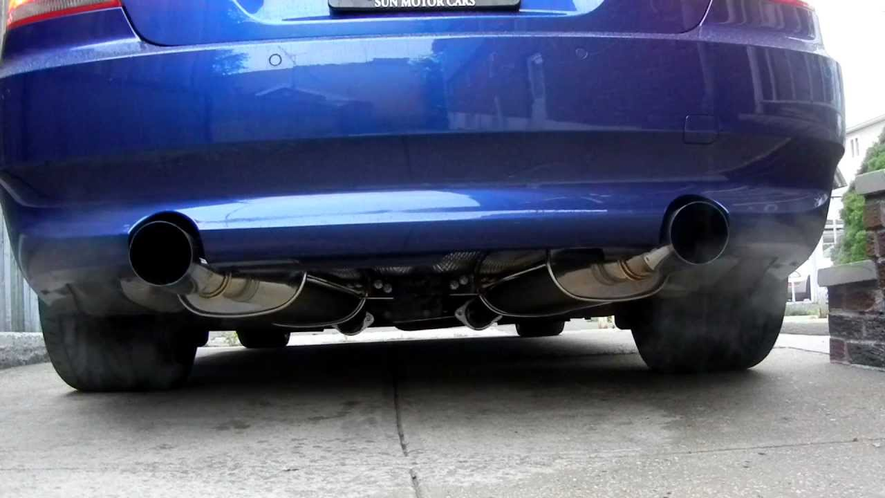Maxresdefault on Bmw 335i Exhaust