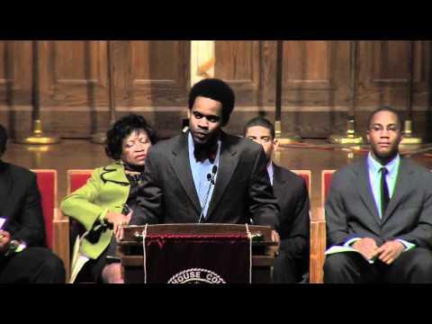 Ezekiel Phillips Speaks