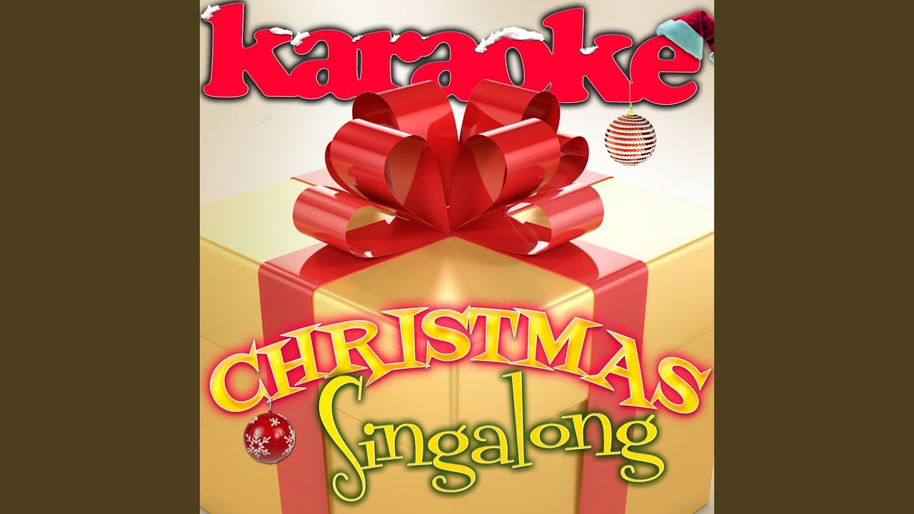 Because It\'s Christmas (In the Style of Barry Manilow) (Karaoke ...